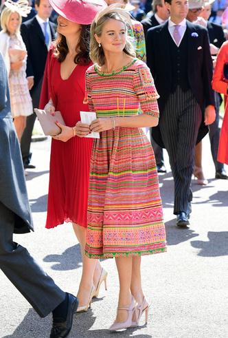 Фото №25 - 20 самых стильных гостей на свадьбе Меган Маркл и принца Гарри