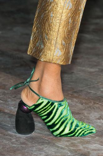 Фото №49 - Самая модная обувь сезона осень-зима 16/17, часть 2