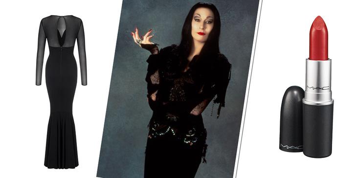 Фото №2 - Для Хэллоуина тебе понадобится только одно платье! Не веришь? Смотри