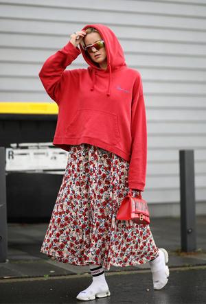 Фото №9 - Как носить цветочный принт: 6 модных идей на каждый день