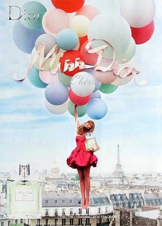 Фото №26 - Miss Dior Absolutely Blooming: аромат с легендарной историей