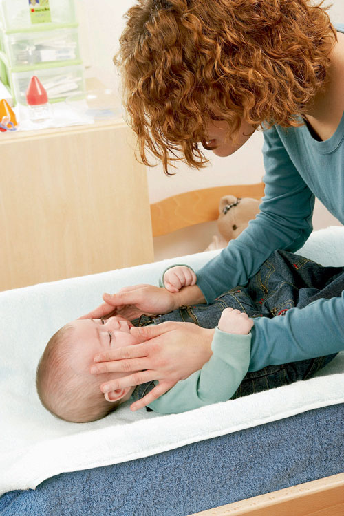 Фото №1 - 7 способов успокоить малыша