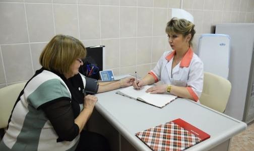 Фото №1 - В Приморском районе открылся юбилейный офис врачей общей практики