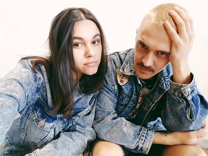 солист Little Big Илья Прусикин разводится с женой Ириной Смелой Tatarka, из-за измены с Софьей Таюрской