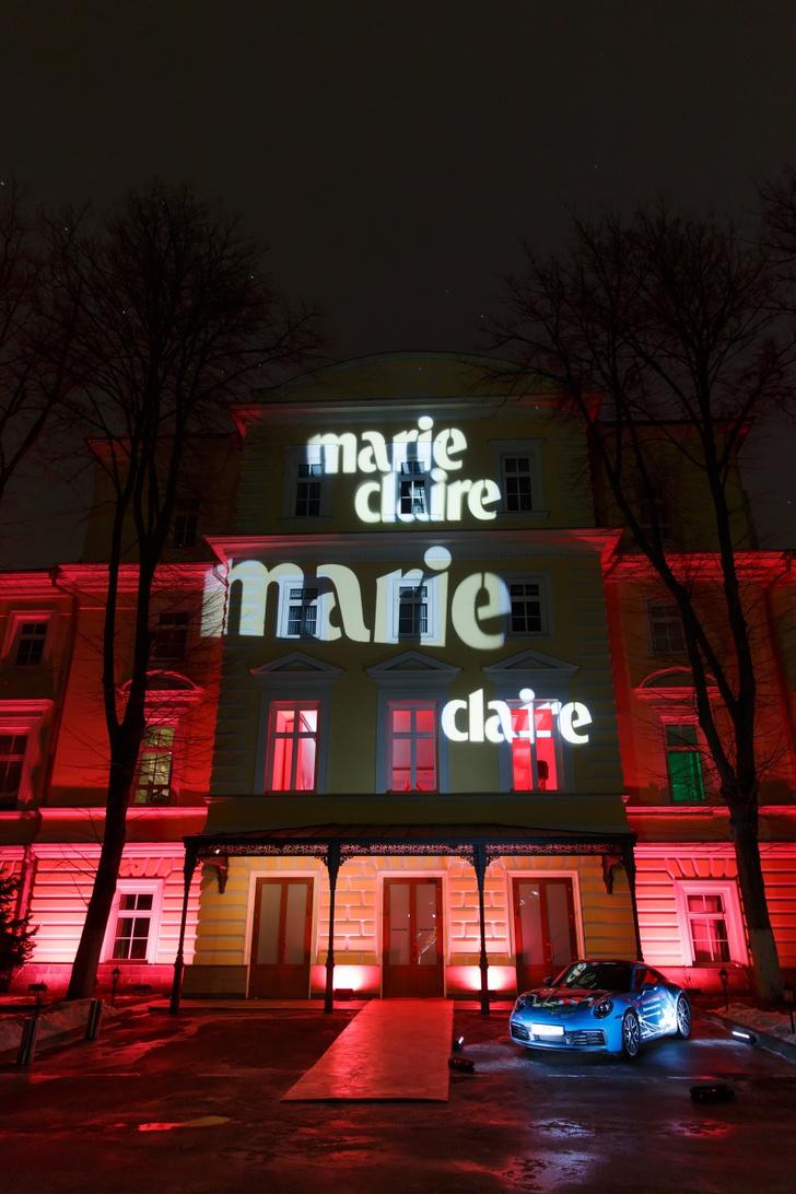 Фото №1 - Marie Claire вручил награду Prix d'Excellence de la Beauté