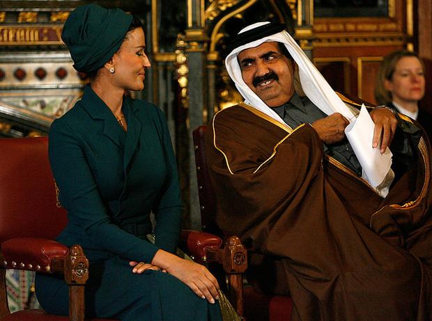 Фото №10 - Великолепная шейха Моза: как дочь мятежника стала «королевой сердец» Востока и иконой стиля