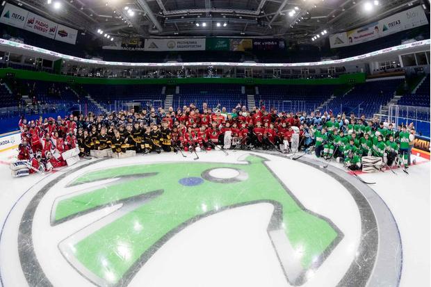 Фото №5 - В Уфе завершился восьмой Международный юношеский хоккейный турнир «КУБОК ŠKODA»