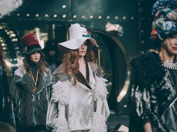 Фото №17 - Пятый день Mercedes-Benz Fashion Week Russia 2017