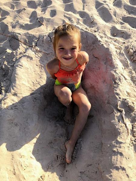 Фото №4 - Детский конкурс «Я на солнышке лежу»: голосуем за самое яркое фото