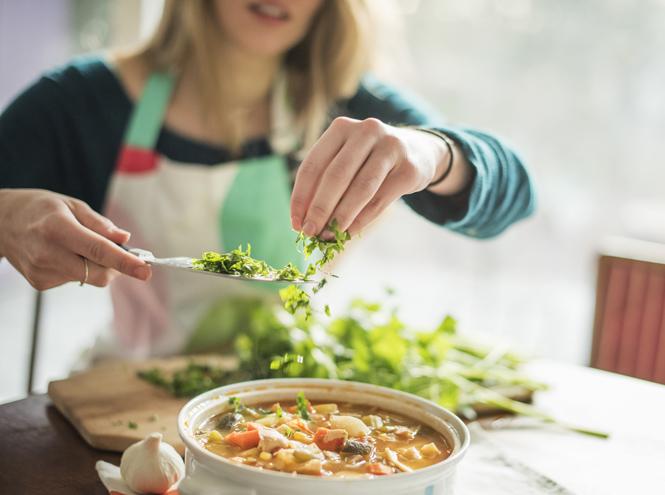 Фото №3 - Как правильно питаться весной, чтобы похудеть к лету