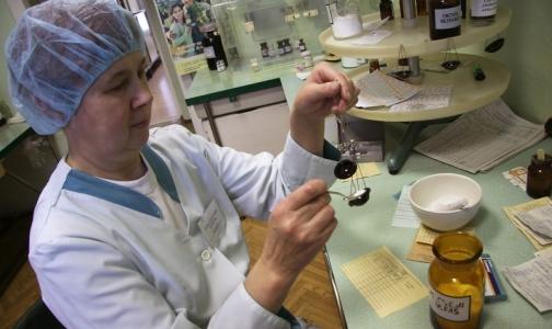 Фото №1 - В каких аптеках Петербурга готовят лекарства по рецепту