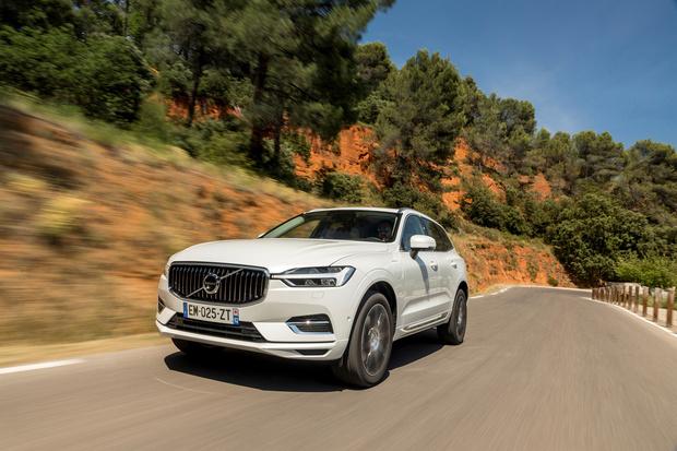 Фото №13 - Volvo представила новый гибрид и отказалась от пластиковых стаканчиков