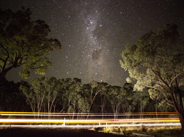 Фото №9 - Звездная карта: самые красивые фото ночного неба