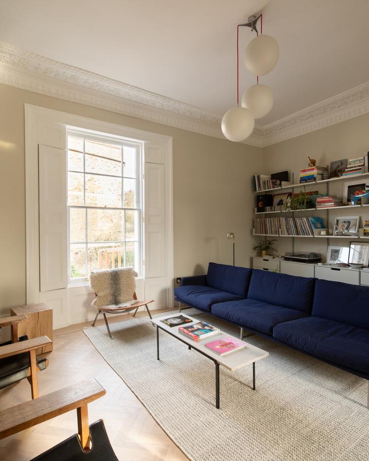 Фото №1 - Квартира в историческом здании в Лондоне