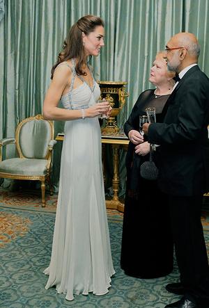 Фото №10 - Десять лет во дворце: как Кейт Миддлтон навсегда изменила королевский стиль