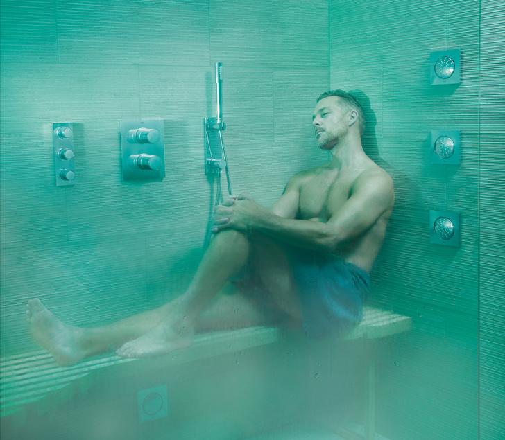 Фото №5 - Душ для души: роль ванной комнаты в нашей жизни