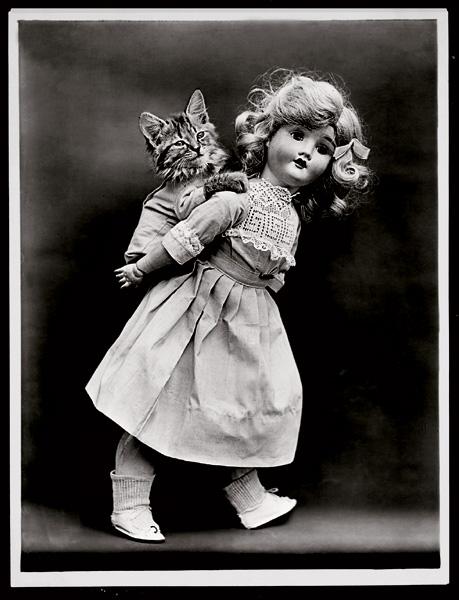 Фото №1 - Живые куклы