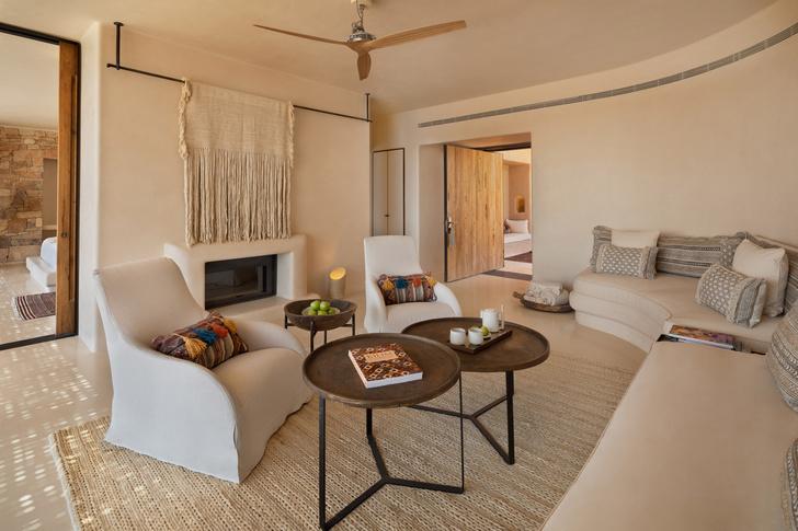 Фото №8 - Песчаный замок: отель в пустыне Негев