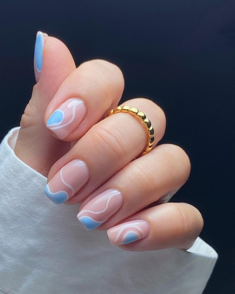 Фото №12 - Какая форма ногтей в тренде этой осенью: 12 идей для стильного маникюра