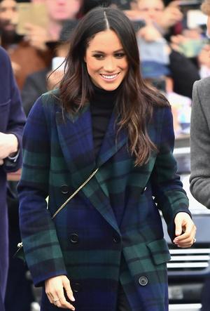 Фото №4 - Принц Гарри и Меган Маркл накануне Дня всех влюбленных приехали в Шотландию