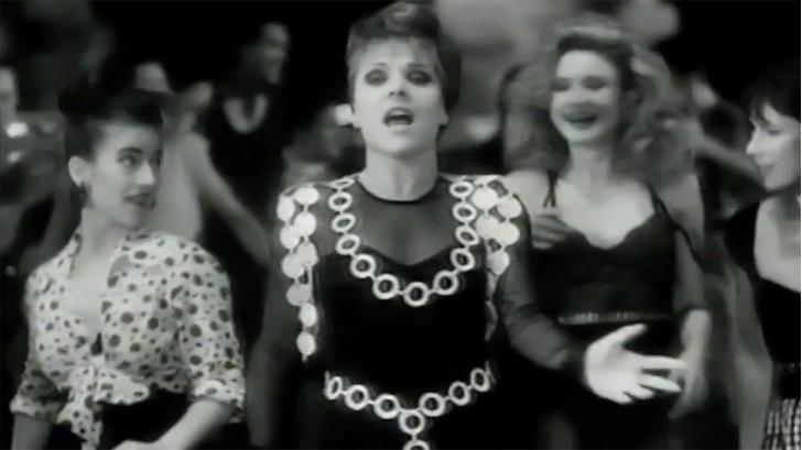 Фото №1 - История одной песни: «Nah Neh Nah» Vaya Con Dios, 1990