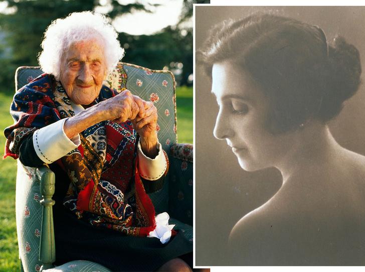 Фото №1 - 12 правил долгой и счастливой жизни от француженки Жанны Кальман, дожившей до 122 лет