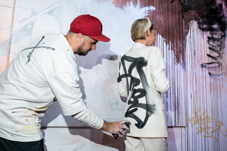 Фото №3 - Askeri Gallery и Casa Ricca представляют: арт-проект «Искусство в интерьере»