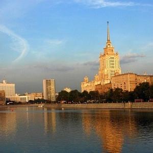 Фото №1 - 350 гостиниц будут построены в Москве