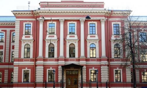 Фото №1 - Детские больницы Петербурга модернизируются