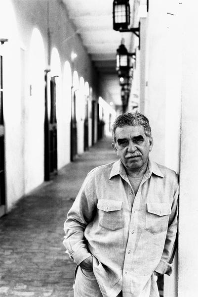 Габриэль Гарсиа Маркес (Gabriel Garcia Marquez)