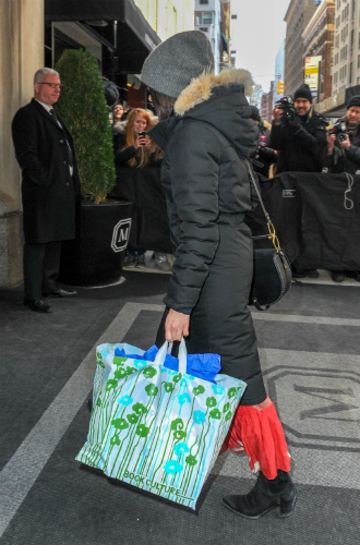 Фото №6 - Как Меган Маркл проводит время в Нью-Йорке (подробностей все больше)