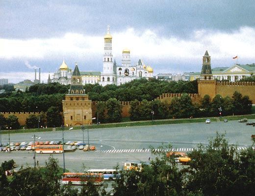 Фото №1 - Державный венец на челе Москвы