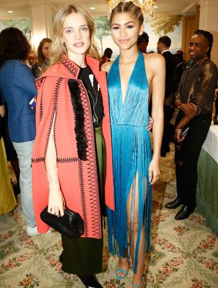 Фото №6 - Вечер Buro Fashion Forward Initiative в Париже