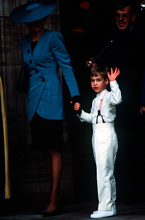 Фото №43 - Принц Уильям: история в фотографиях
