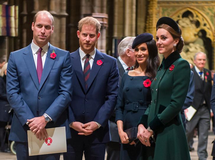 Фото №3 - Вражда окончена: речь принца Уильяма и его тайное послание Гарри