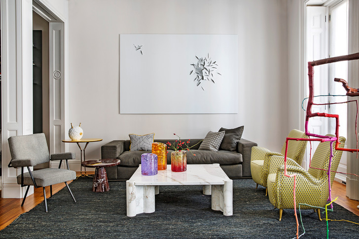 Фото №2 - Квартира для ценителей искусства в Мадриде