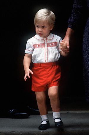 Фото №24 - Принц Уильям: история в фотографиях