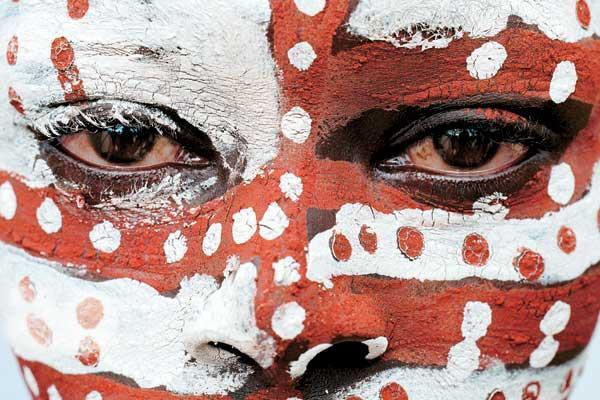 Фото №1 - Племя сурма (Африка)