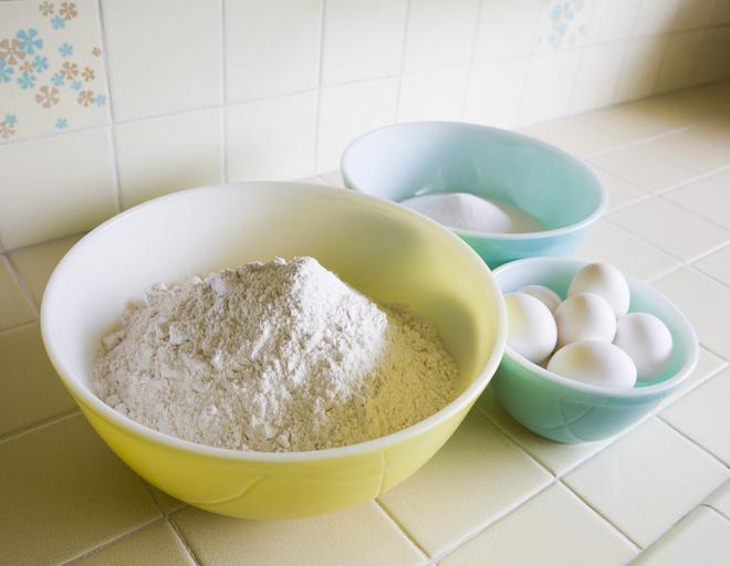 печенье каллы пошаговый рецепт с фото