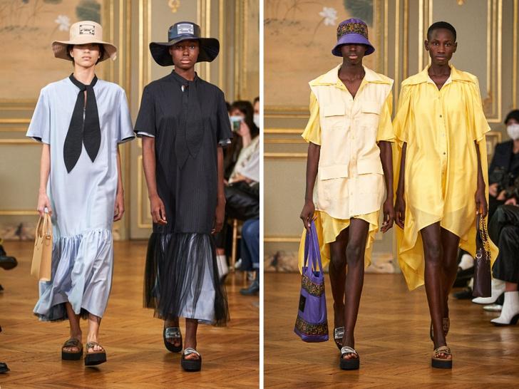 Фото №2 - Мода вопреки обстоятельствам: подводим итоги Парижской недели