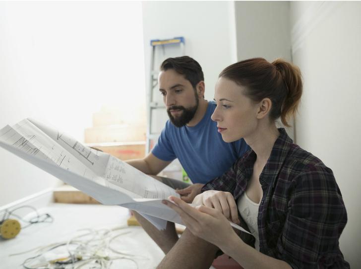 Фото №3 - Как сделать ремонт в квартире и не развестись