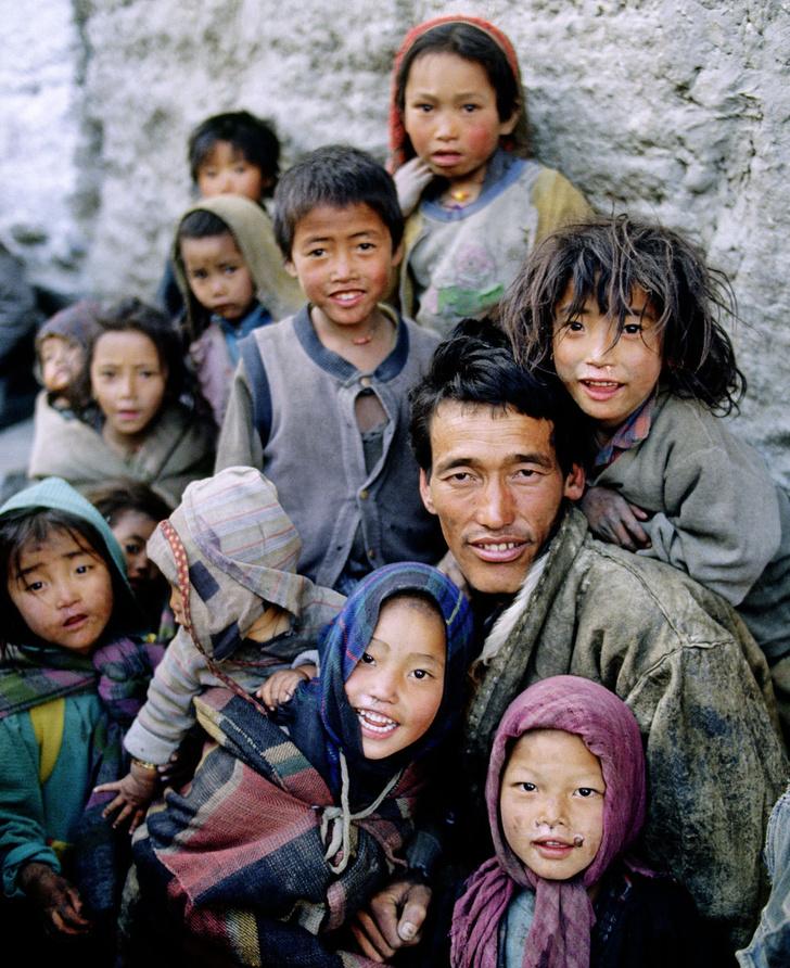 Фото №7 - Гора на плечах: кто несет вещи покорителей Эвереста