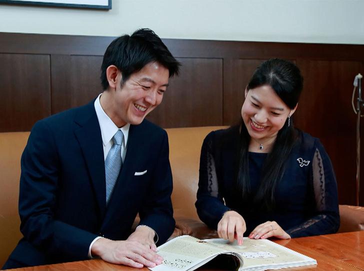 Фото №3 - Как прошла официальная помолвка японской принцессы Аяко