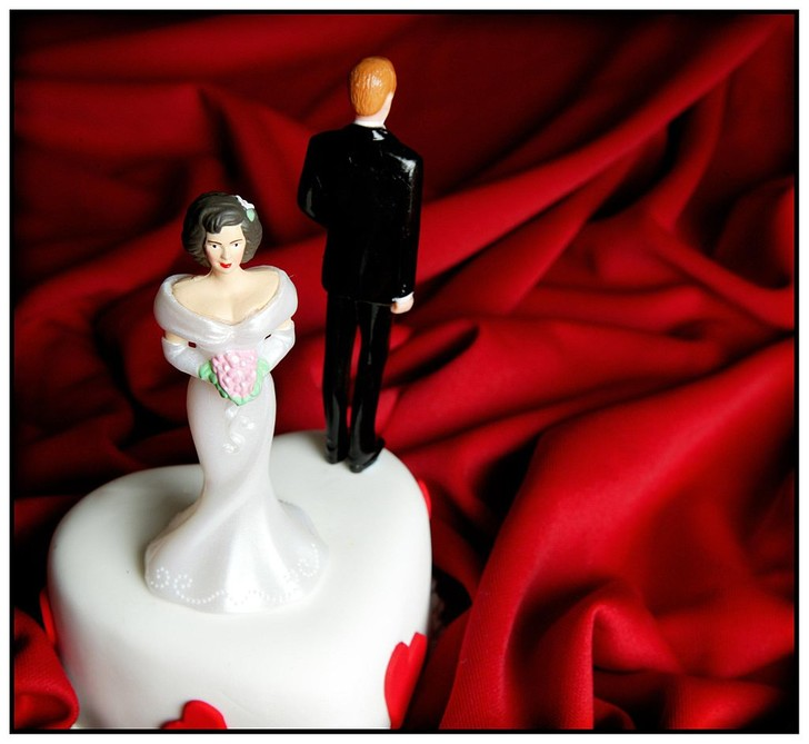 Фото №1 - Названы негативные последствия развода для здоровья