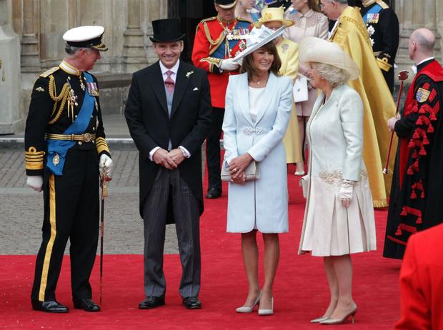 Фото №2 - Жестокие шутки: как герцогиня Камилла называет родителей Кейт (и почему)