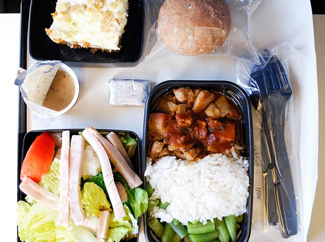 Фото №3 - Едим и летим: какие продукты помогут перенести перелет