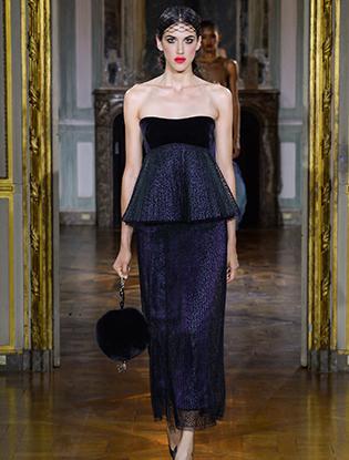Фото №31 - Неделя Высокой моды в Париже: Ulyana Sergeenko Couture F2015