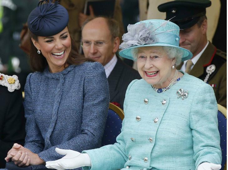 Фото №2 - «Интриганка Кейт»: герцогиня Кембриджская и ее непростые отношения с британской прессой