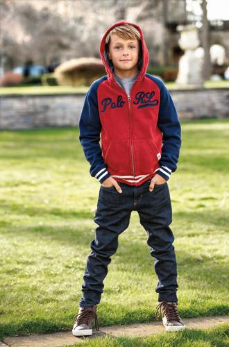 Фото №9 - В школу в поло: детский лукбук осенней коллекции Polo Ralph Lauren