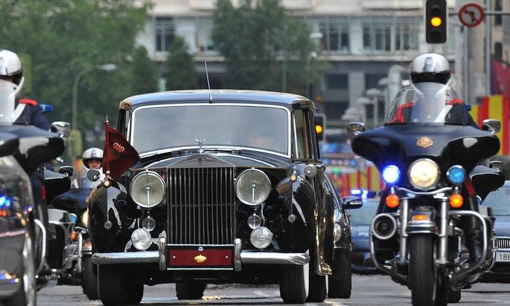 Фото №6 - Необычные автомобили, на которых передвигаются главы государств